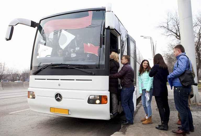 Санкт-петербург калининград билеты автобус